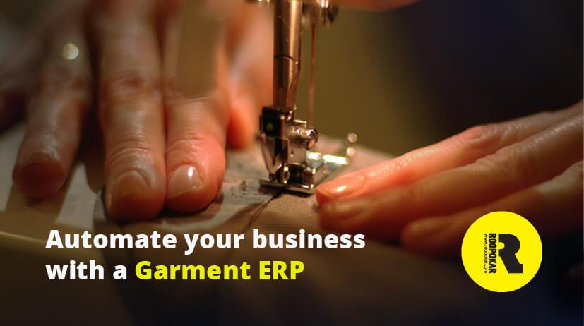 Garment ERP