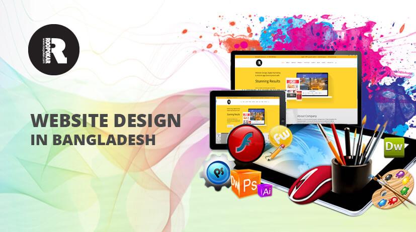 Website Design In Bangladesh