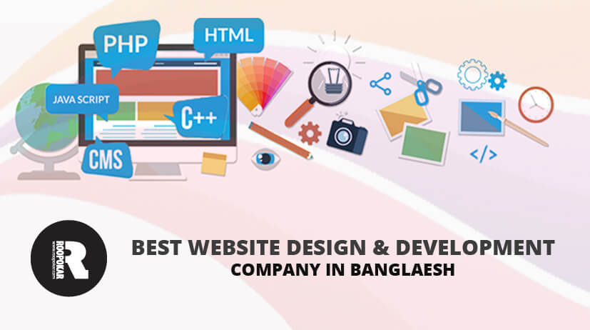 Best website design and development company in Bangladesh